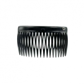 Black side comb