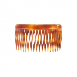 Black schelle side comb