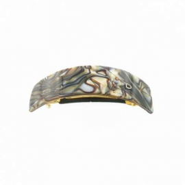 Barrette Queue de cheval onyx