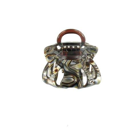 Pince Octopus Taille Moyenne onyx