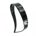 Black glass frame head band