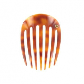 Black schell hair comb