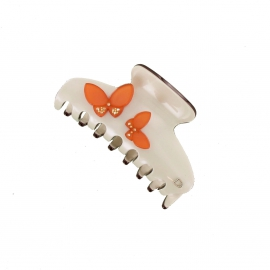 clip pipelette grey-orange