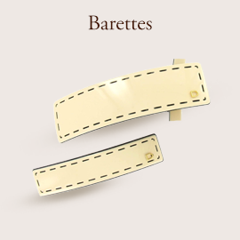 Barrettes Devisage Paris