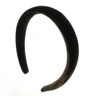 Large brown head band